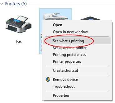 setup canon printer